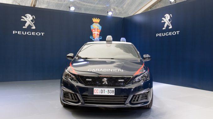 Peugeot Carabinieri