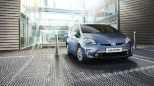 Gamma Toyota Hybrid Plug-in