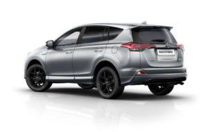 Toyota RAV4 Hybrid MY2018