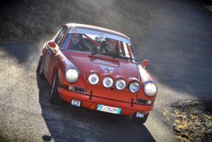 Rally MonteCarlo Historique