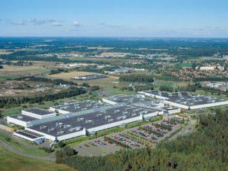 Stabilimenti motori Volvo
