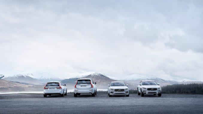 Volvo vendite