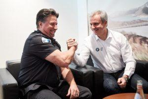 Andretti e Marquardt