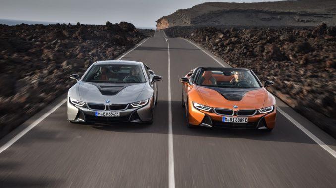 Nuova BMW i8