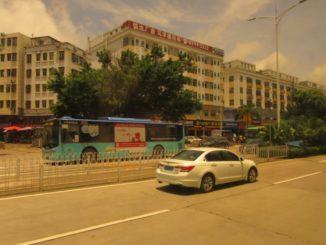 Bus Shenzhen