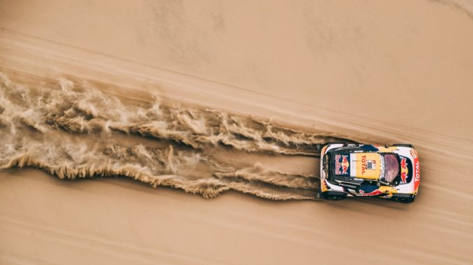 Peugeot Dakar 2018