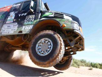 Dakar Camion