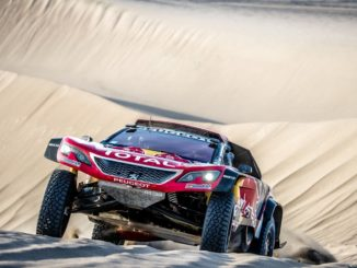 Peugeot Dakar Tappa 5