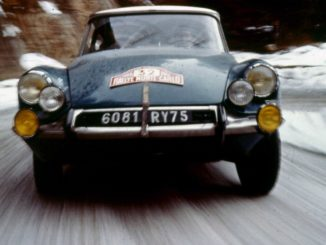 DS Rally Montecarlo