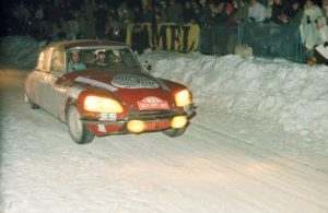 DS Rally Montecarlo