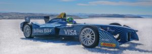 Formula E in Groenlandia