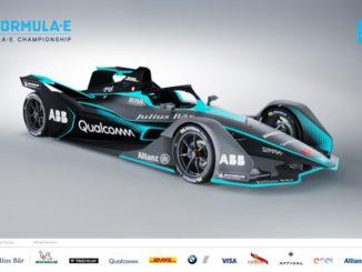 Formula E new car gen2
