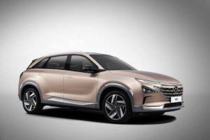Hyundai FCEV al CES