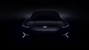 Kia Electric Concept
