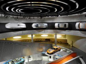 """""""Electric High Speed"""" di Mercedes Benz"""