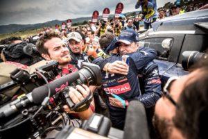 Peugeot Dakar Finale