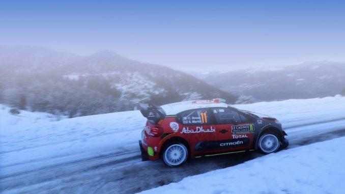 Rally Montecarlo 2018