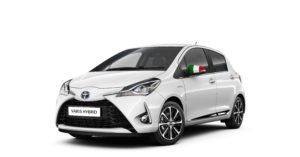 Toyota olimpiadi