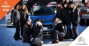 Citroen Winterland Tour