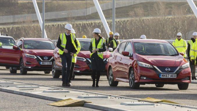 Duke and Duchess Cambridge Nissan