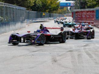 DS Virgin Racing Formula E