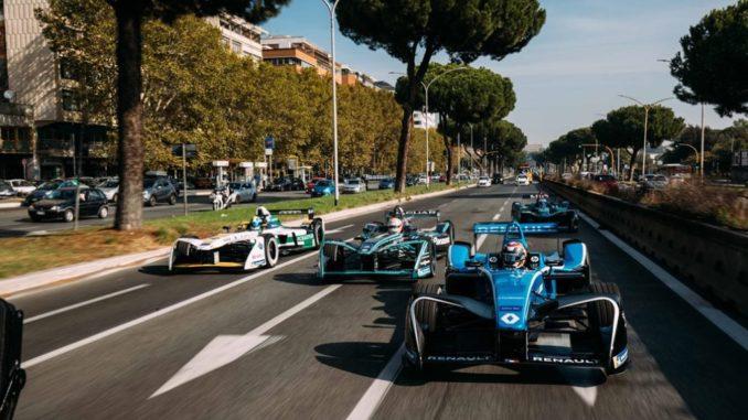 Formula E Roma e Punta