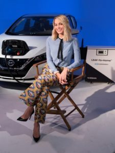 Margot Robbie, Nissan