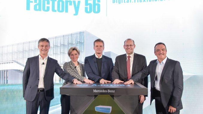 Mercedes Factory56 Sindelfingen