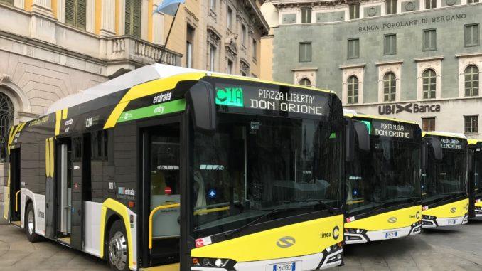 Solaris ebus Bergamo