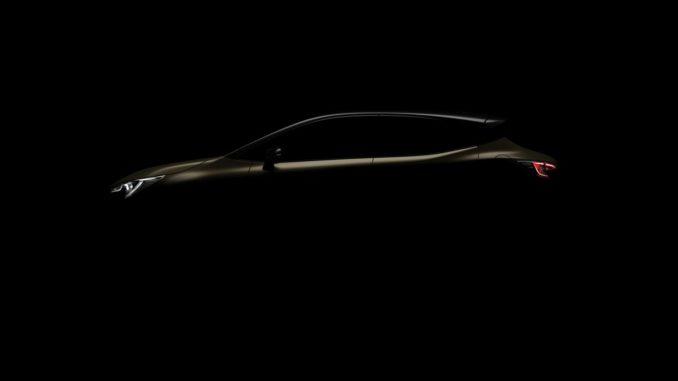 Toyota Ginevra 2018