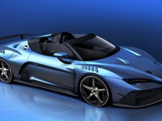 Italdesign zerouno 2018