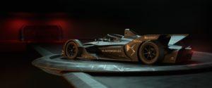 DS E-Tense FE 19 di Formula E