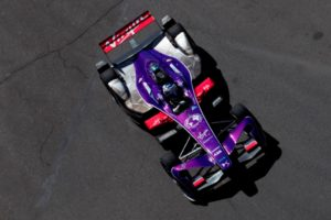 DS Virgin Racing a Punta del Este