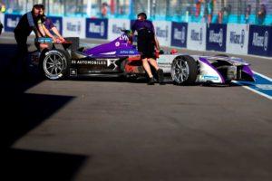 DS Virgin Racing a Punta del Este
