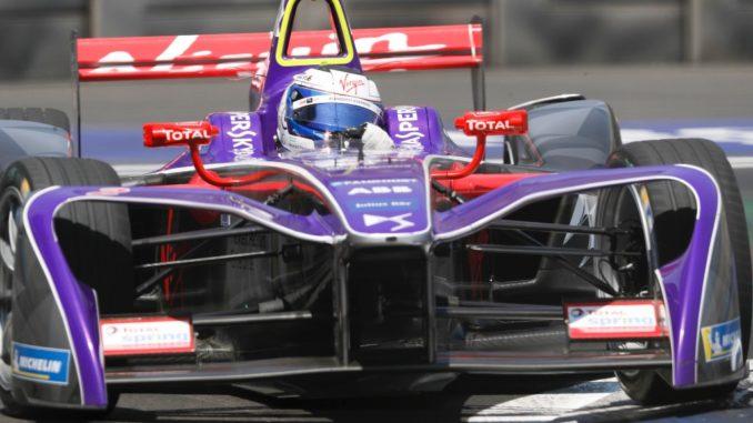 DS Virgin Racing Punta del Este