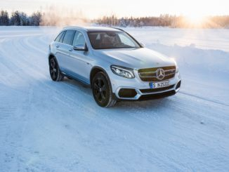 Mercedes-Benz EQC e GLC F-CELL