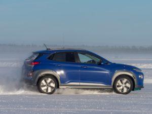Hyundai test Lapponia