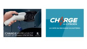 Groupe PSA media chargers