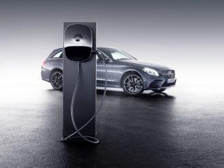 Mercedes Wallbox
