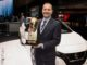 Nuova Nissan Leaf '2018 World Green Car of the Year'