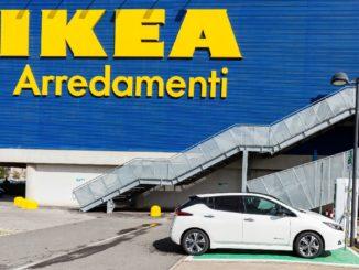 Nissan e IKEA
