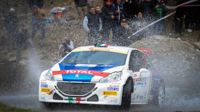 Peugeot Rally del Ciocco