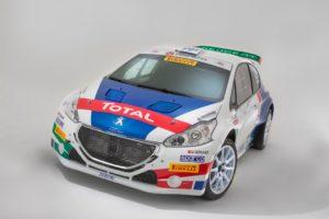 Peugeot Rally Il Ciocco