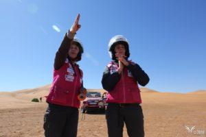 Citroen Rally Aicha Des Gazzelles
