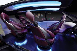 Toyota Comfort Ride