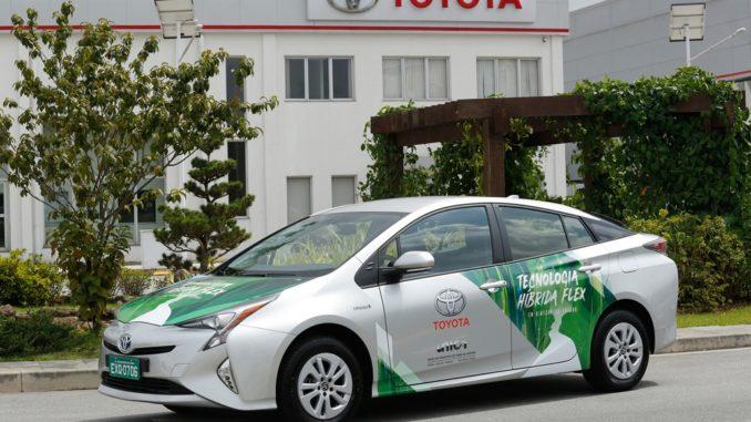 Toyota FFV