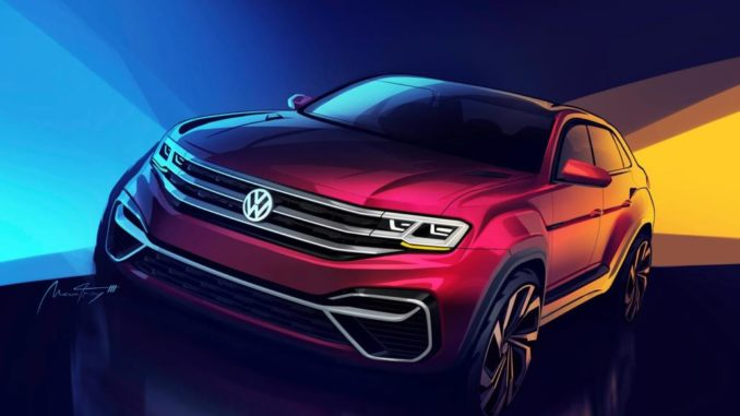 Volkswagen Atlas Concept