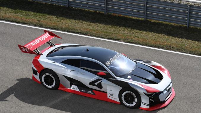 Audi Roma ePrix