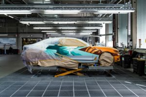 BMW centro guida autonoma