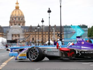 DS Virgin Racing Parigi